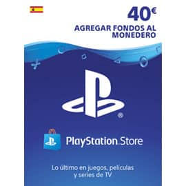 Tarjeta prepago PSN 40 euros barata. Ofertas en tarjetas prepago, tarjetas prepago baratas
