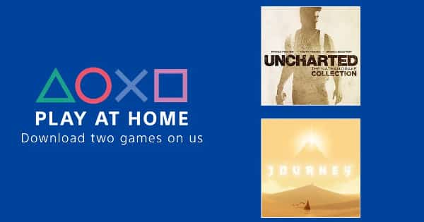 Trilogía de Uncharted y Journey gratis para PlayStation 4, chollo
