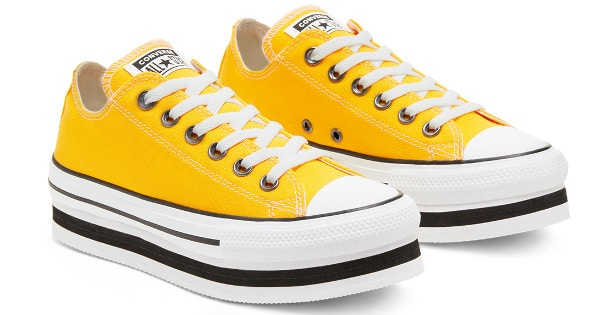 Zapatillas Converse Chuck Taylor All Star Everyday Platform baratas, calzado barato, ofertas en zapatillas chollo