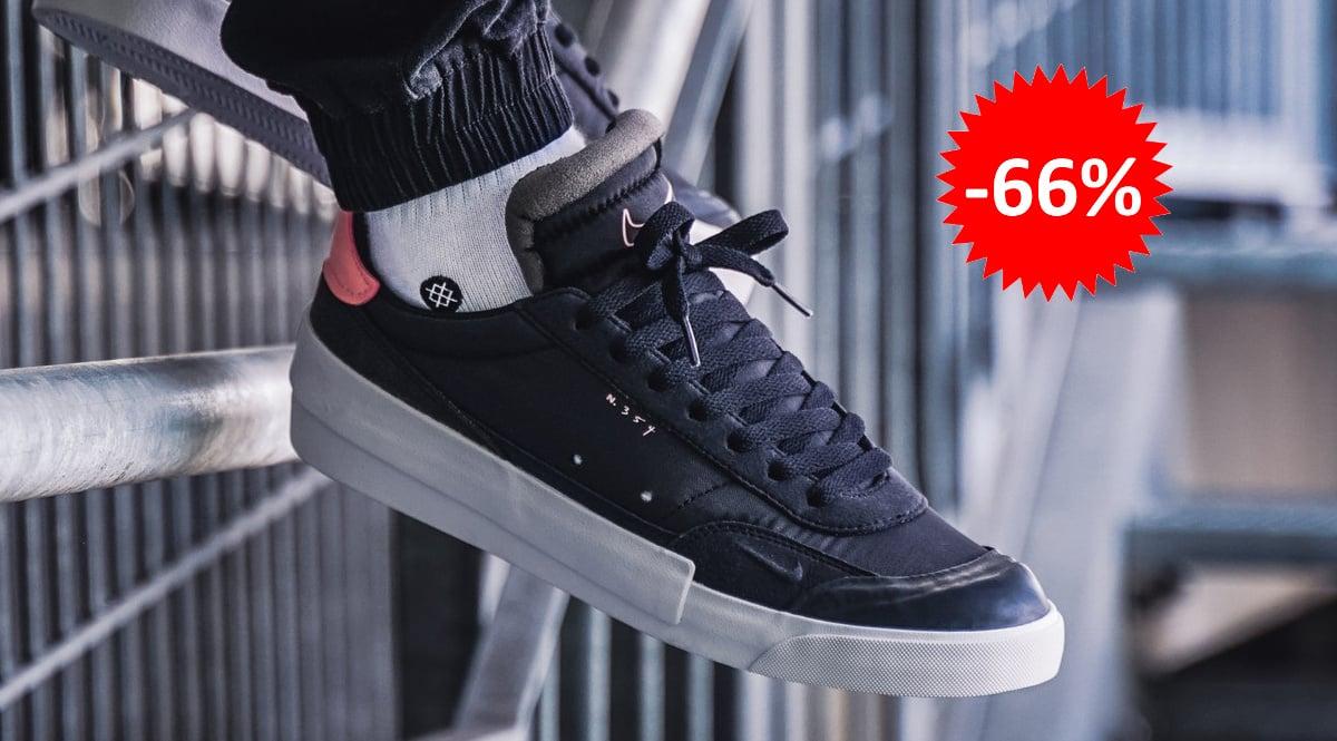Zapatillas Nike Drop Type LX baratas, calzado de marca barato, ofertas en zapatillas chollo