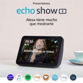 Altavoz Amazon Echo Show 8 barato. Ofertas en altavoces, altavoces baratos