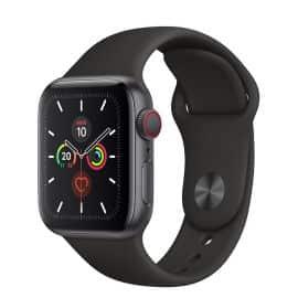 Apple Watch Series 5 GPS + Cellular 40mm barato, ofertas en smartwatches, relojes inteligentes baratos