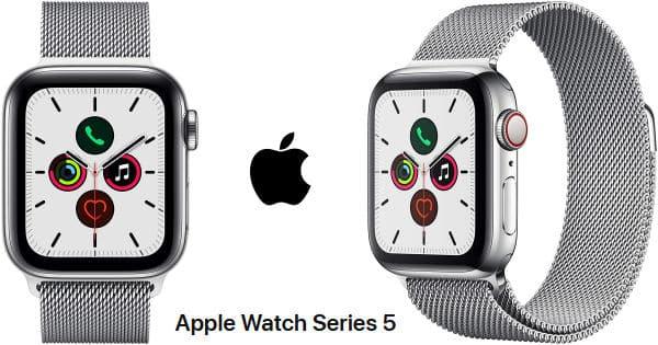Apple Watch Series 5 GPS+Cellular barato, ofertas en smartwatches, relojes baratos, chollo