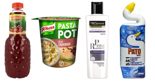 Artículos a 1 euro en Amazon Pantry baratos, productos para ti baratos, ofertas en supermercado chollo