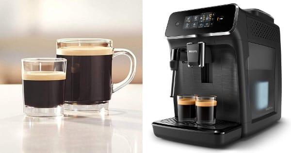 Cafetera superautomática Philips EP222010 barata, cafeteras baratas, ofertas para la casa chollo