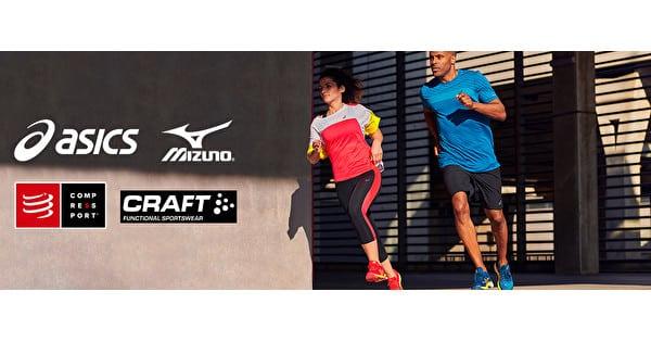 Descuentos en ropa deportiva running y trail de primeras marcas, ropa de marca barata, chollo