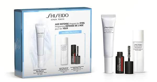 Estuche Shiseido Essential Energy Eye Definer barato, cremas baratas, ofertas para ti chollo