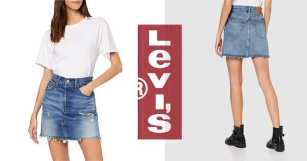 Falda Levi's HR Decon Iconic barata. Ofertas een ropa de marca, ropa de marca barata, chollo