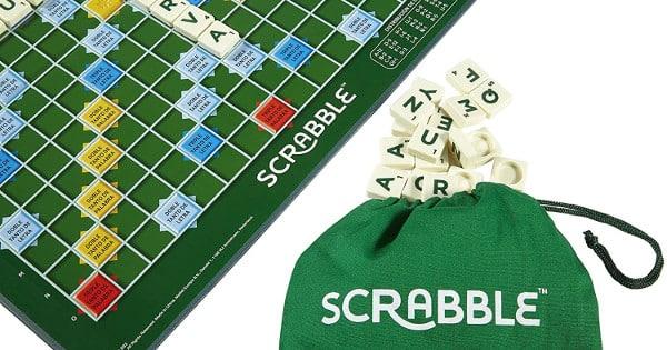 Juego de mesa Scrabble Original en español barato, juegos de mesa baratos, chollo