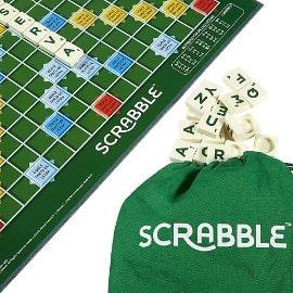 Juego de mesa Scrabble Original en español barato, juegos de mesa baratos