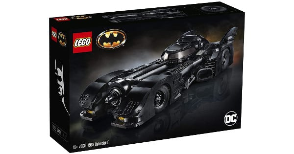 LEGO DC Super Heroes 1989 Batmobile 76139 barato, LEGO baratos, chollo
