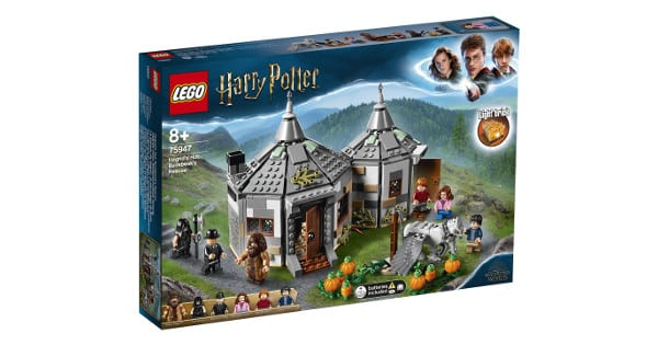 LEGO Harry Potter Cabaña de Hagrid barato, legos baratos, chollo