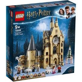 LEGO Harry Potter Torre del Reloj de Hogwarts barato, juguetes baratos, ofertas para niños