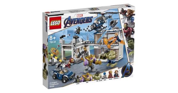 LEGO Marvel Los Vengadores 76131 barato, LEGO baratos, chollo