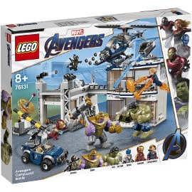LEGO Marvel Los Vengadores 76131 barato, LEGO baratos