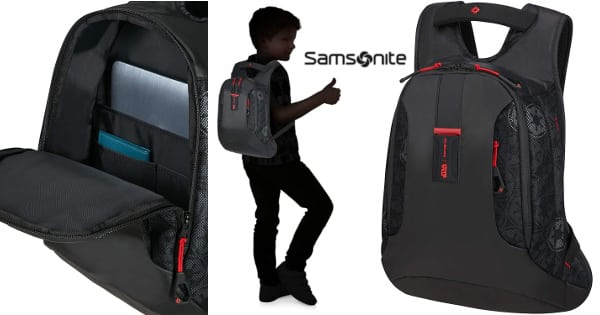 Mochila infantil con compartimento para portátil Samsonite Paradiver Light barata, mochilas baratas, ofertas para niños, chollo