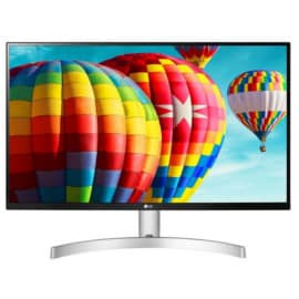 Monitor LG 27MK600M-W barato. Ofertas en monitores, monitores baratos