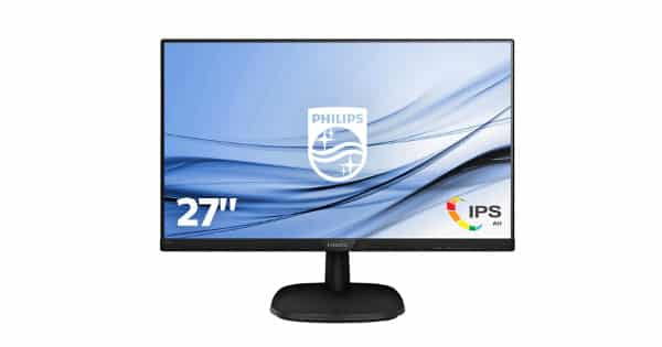 Monitor Philips 273V7QDSB de 27 pulgadas LED IPS Full HD barato, monitores baratos, chollo