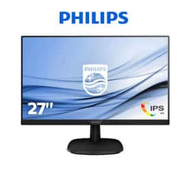 Monitor Philips 273V7QDSB de 27 pulgadas LED IPS Full HD barato, monitores baratos