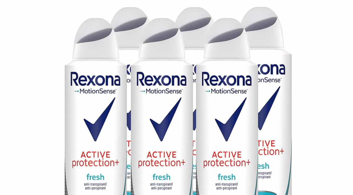 Pack de 6 desodorantes Rexona Active Protection Fresh barato. Ofertas en supermercado, chollo