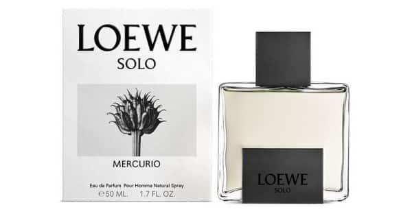 Perfume Loewe Mercurio barato, colonias baratas, ofertas para ti chollo