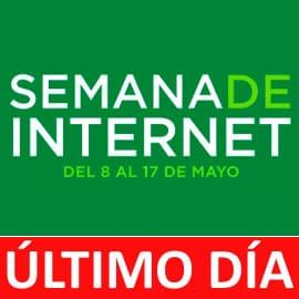 Semana de Internet El Corte Inglés, ofertas El Corte Inglés