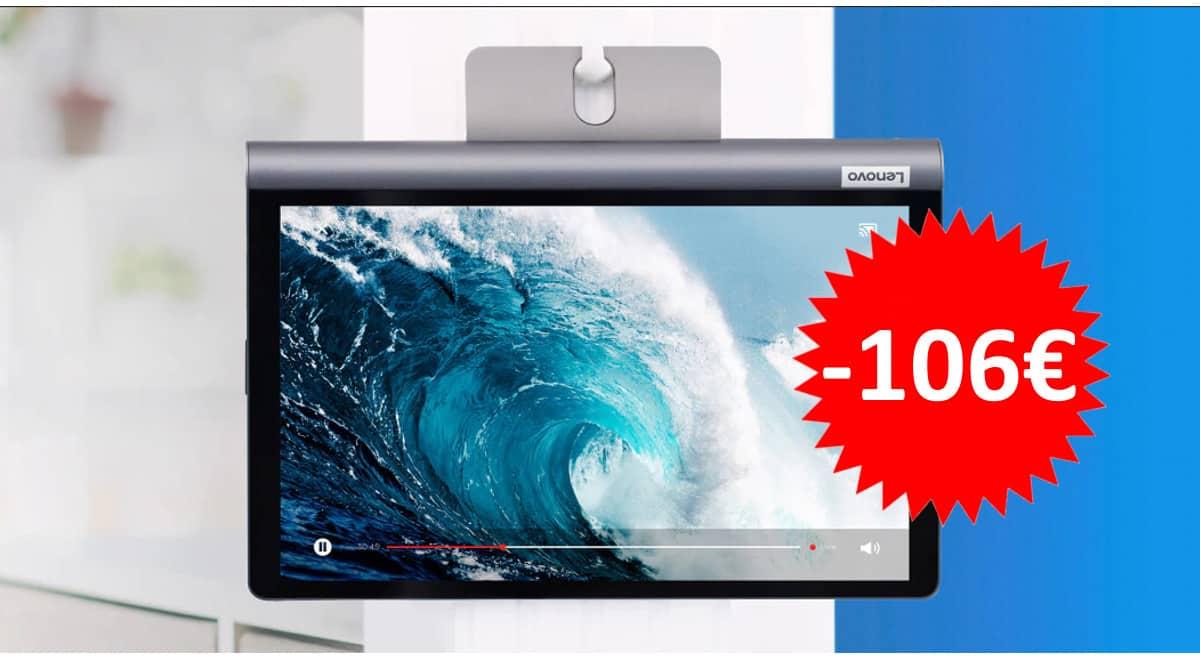 Tablet Lenovo Yoga Smart Tab 10 barata. Ofertas en tablets, tablets baratas, chollo