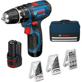 Taladro percutor Bosch Professional GSB 12V-15 barato, herramientas baratas