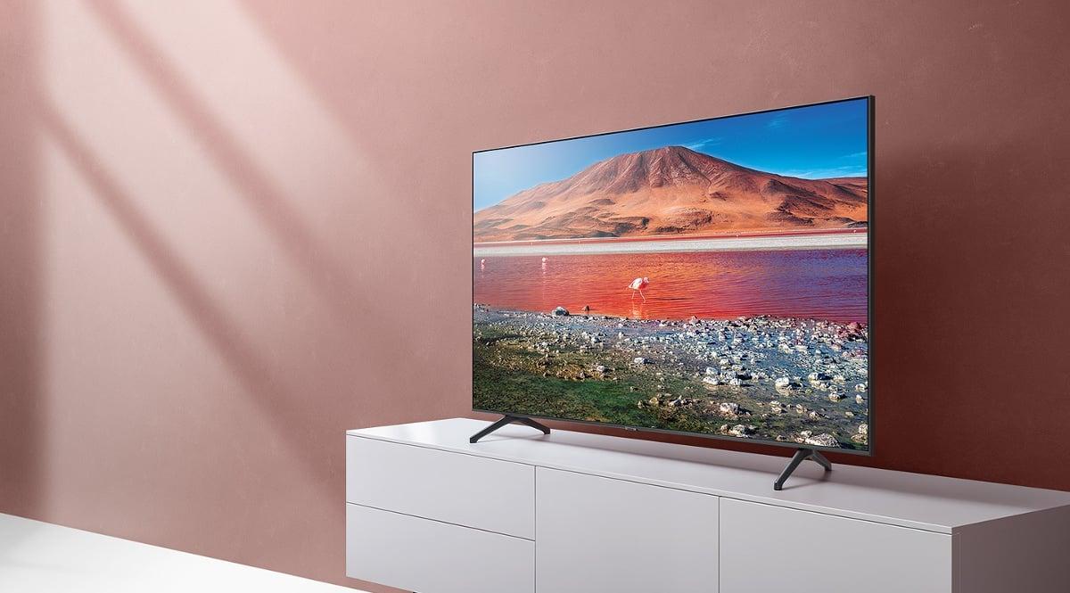Televisor Samsung Crystal 75TU7125 barato. Ofertas en televisores, televisores baratos, chollo