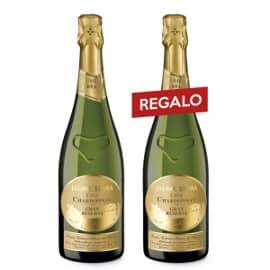 2 botellas de Jaume SerraD.O. Cava Gran Reserva barato, cava barato