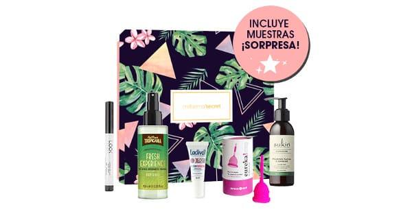 Caja sorpresa Mifarma Secret barata, ofertas cuidado personal, chollo