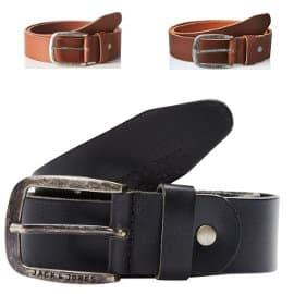 Cinturón Jack & Jones Jjipaul Jjleather barato, cinturones baratos, ofertas ropa