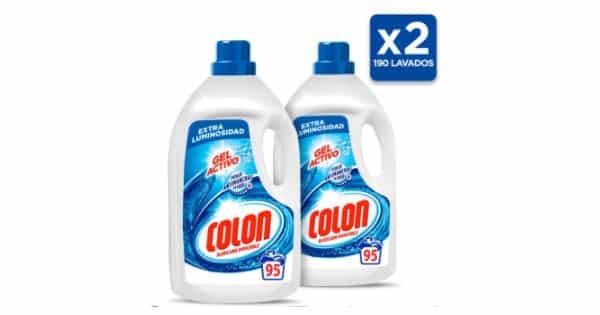 Colon Gel Activo 190 lavados, chollo
