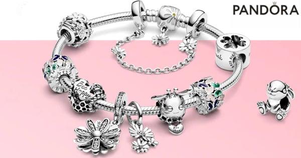 Descuentos de hasta un 70% en joyas Pandora, joyas baratas, ofertas joyería, chollo