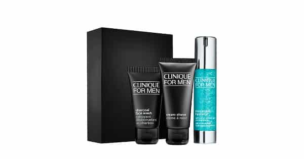 Estuche Clinique For Men Daily Intense Hydration, cremas baratas, ofertas belleza, chollo