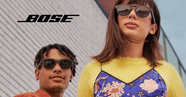 Gafas de sol con altavoces Bose Frames baratas, gafas de sol baratas, chollo
