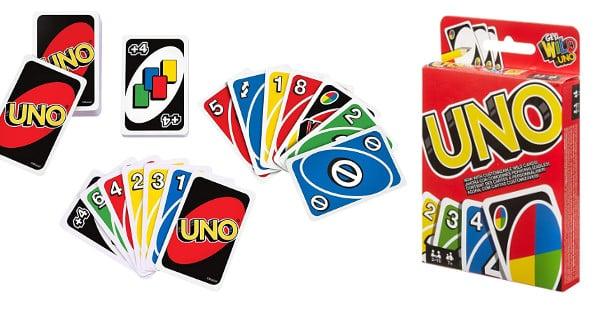 Juego de cartas UNO Classic barato, juegos baratos, chollo