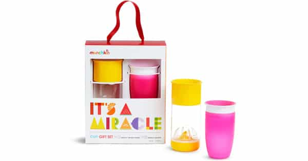 Juego de vasos para niños Munchkin It´s a Miracle barato, vasos para niños baratos, ofertas bebés, chollo