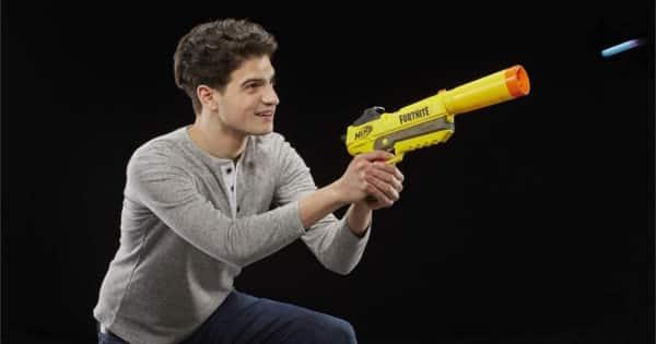 Lanzador Nerf Fortnite SP L barato. Ofertas en juguetes, juguetes baratos, chollo