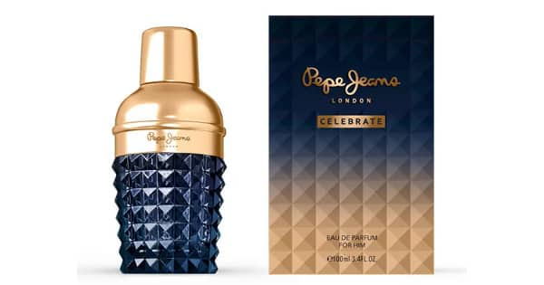 Perfume Pepe Jeans Celebrate For Him barato, colonias baratas, ofertas para ti chollo