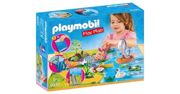 Playmobil Play Map Hadas de Jardín barato, Playmobil baratos, juguetes baratos, chollo