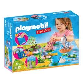 Playmobil Play Map Hadas de Jardín barato, Playmobil baratos, juguetes baratos