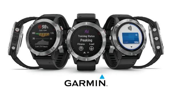 Pulsómetro GPS Garmin Fénix 6 barato, pulsómetros baratos, chollo