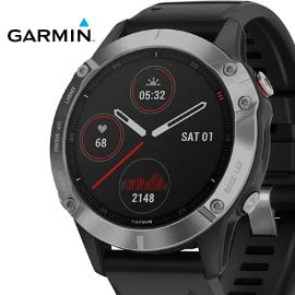 Pulsómetro GPS Garmin Fénix 6 barato, pulsómetros baratos