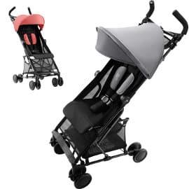 Silla de paseo Britax Römer barata, sillas para bebés baratas, ofertas para niños