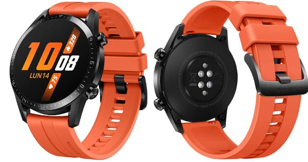 Smartwatch Huawei Watch GT2 barato, relojes deportivos baratos, chollo