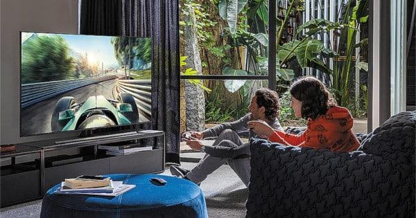 Televisor Samsung QLED QE65Q75T barato. Ofertas en televisores, televisores baratos, chollo