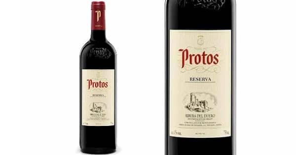 Vino Protos Reserva DO Ribera del Duero barato, vino barato, chollo