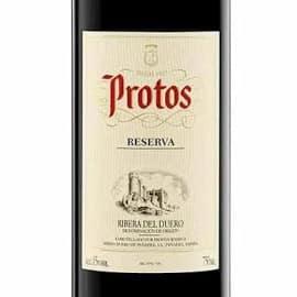 Vino Protos Reserva DO Ribera del Duero barato, vino barato