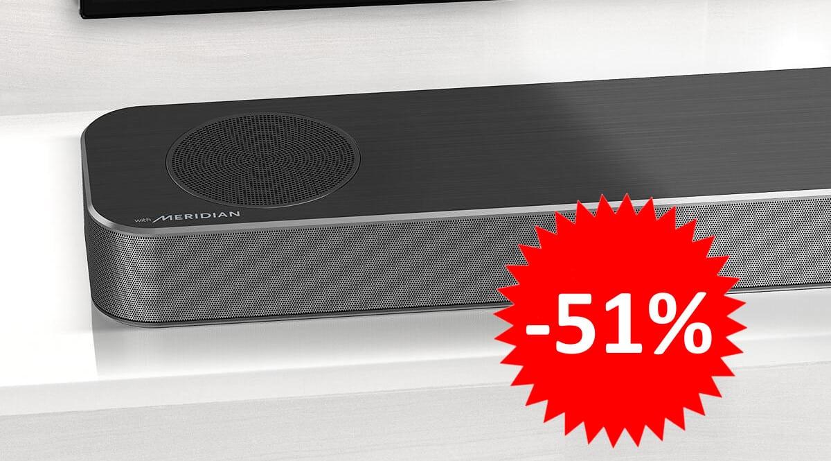 Barra de sonido LG SN8YG barata. Ofertas en barras de sonido barras de sonido baratas, chollo